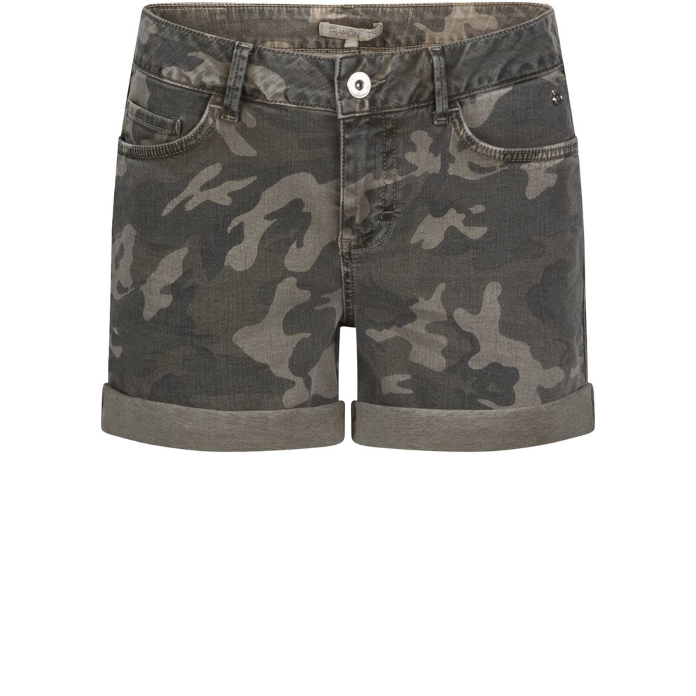 Shorts Camouflage Pigment