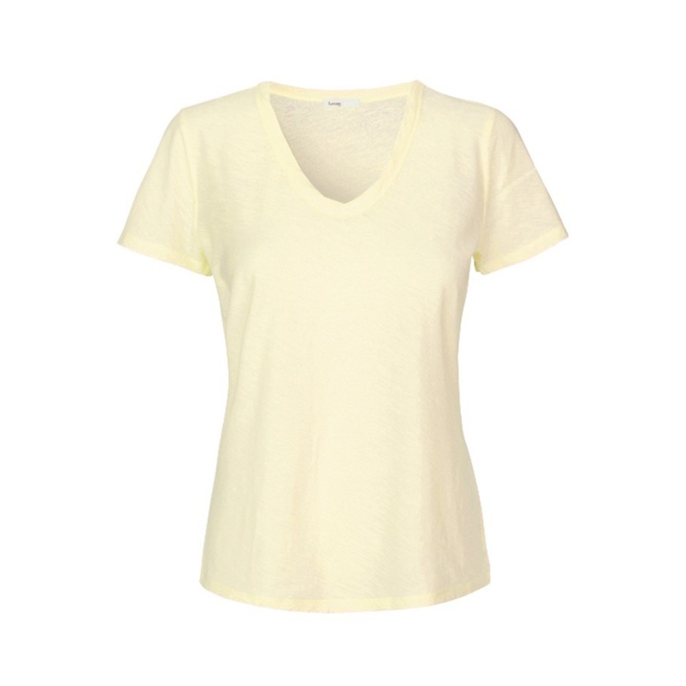 Lr Any t-shirt yellow - Levete room