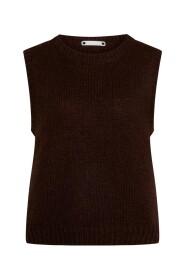 Leone knit vest
