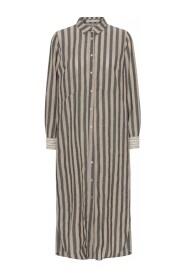 DRESS COLLAR STRIPE