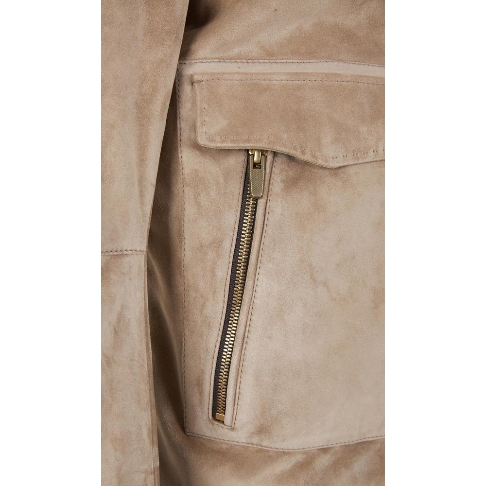 CAMEL Jacket with four pockets | Redeye | Skinnjackor | HerrJackor & Rockar 62135487