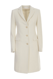 WOOL CLASSIC COAT 3 BUTTONS