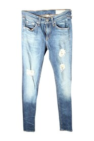 Ripped Skinny Jeans -Pre Owned Condition Very Good
