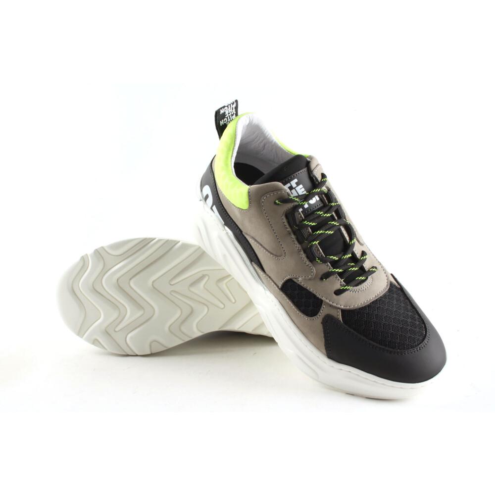 Gray Curve runner | Off The Pitch | Sneakers | Herenschoenen