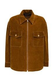 Le Blouson Montagne Cotton and Linen Jacket