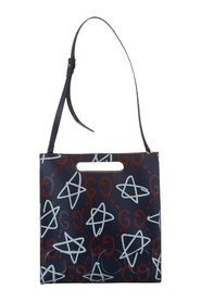 Ghost Leather Satchel
