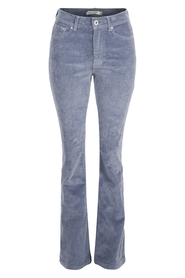 Cord Flared Trousers