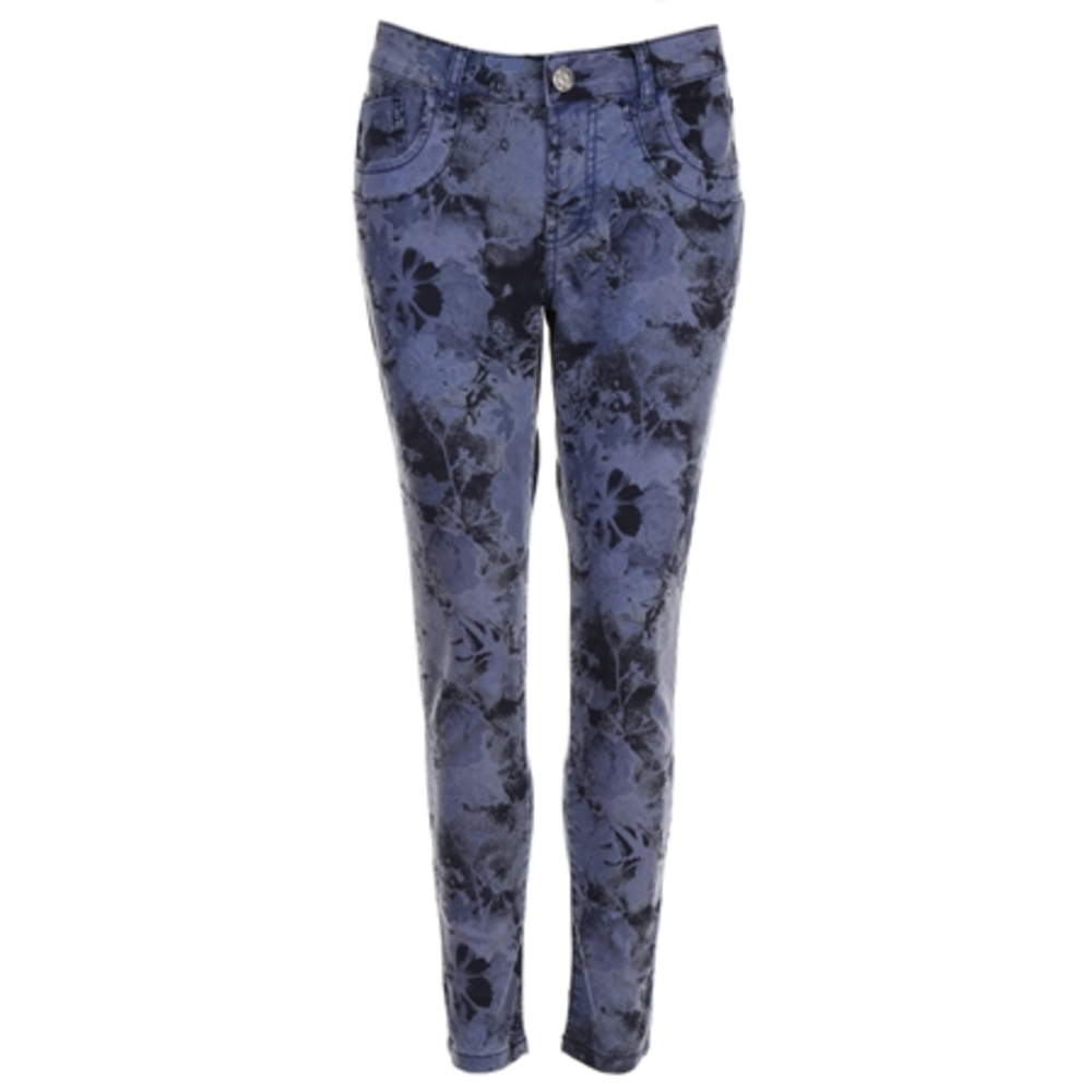 Lucca Flower Jeans