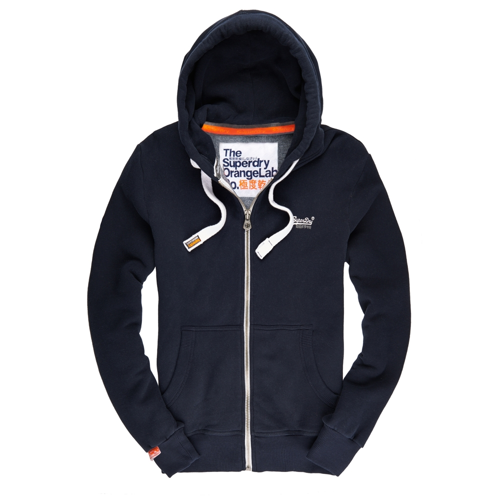 Superdry sweatshirt, Orange label