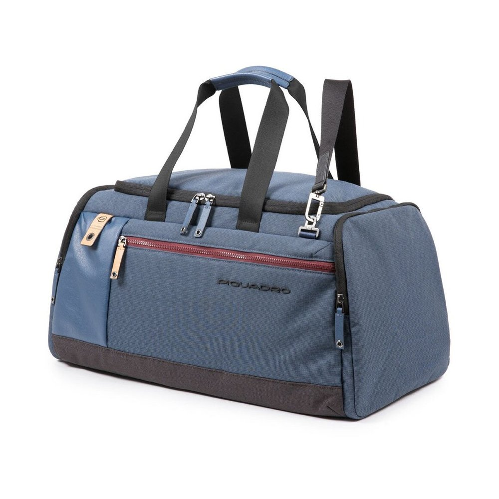 Blue Weekend Bag | Piquadro | Weekendtassen | Herentassen