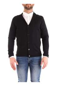 CORNELIANI 00M410-0025600 JERSEY Men BLACK