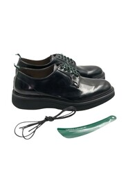 DERBY SHOES POLISHED