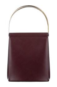 Trinity Cage læderhåndtaske
