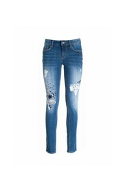 Jeans Skinny Effetto Push Up
