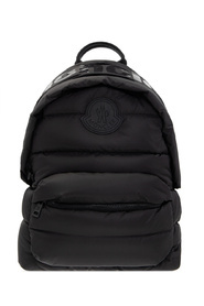 Down Backpack With Logo