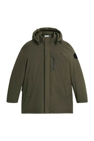 Mountain Stretch Parka with graphene padding