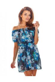 Sukienka z odkrytymi ramionami A302
