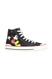 HIGH-TOP MASTER COLLECTOR SNEAKERS
