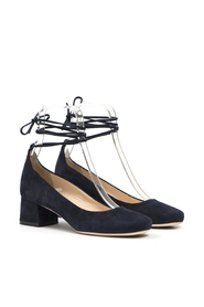 Shoes With Heel Blue