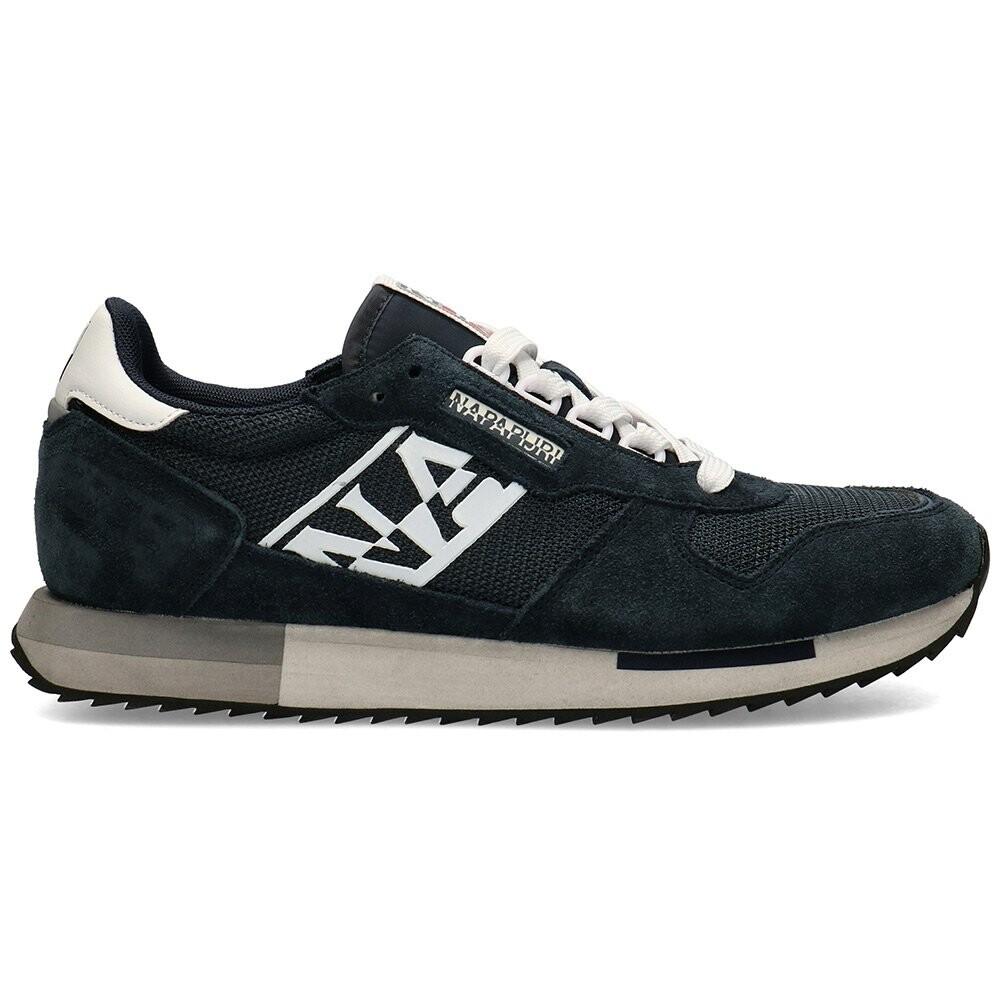 Blue sneakers | Napapijri | Sneakers | Herenschoenen