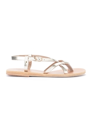 Sandals semele in leather