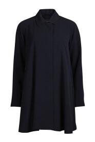 Vila Vibome jacket navy blå