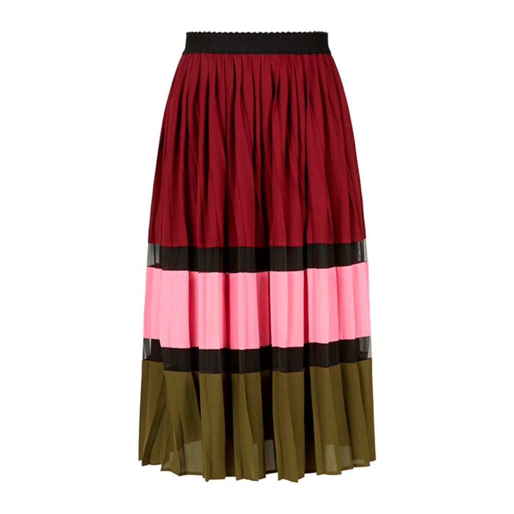 YASELOUISE PLEATED SKIRT