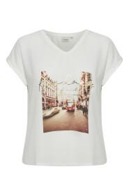 Cream NoraCR T-tröja EV