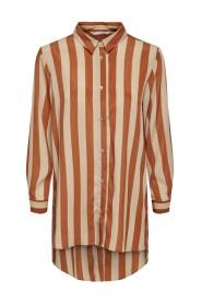 Alice Ls Oversized Shirt Skjorte