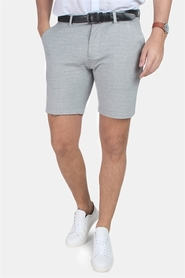 Clean Cut Milano Jersey Shorts Light Grey