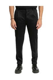 Check Tailored Trousers
