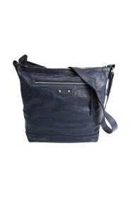 Pre-owned Day 272409 Leather Shoulder Bag