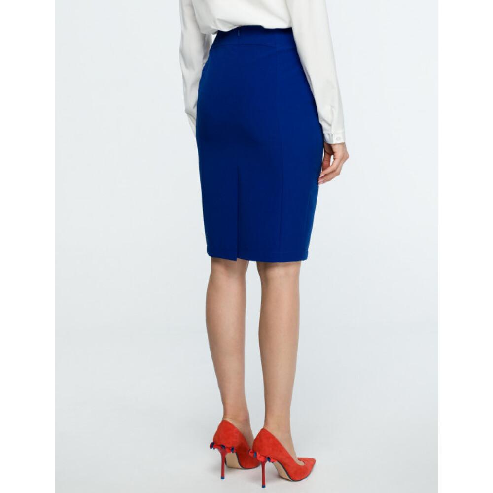 chabrowy Spódnica ołówkowa  Style  Spódnice do kolan  - Odzież Damska 2020 yOVHxgTE