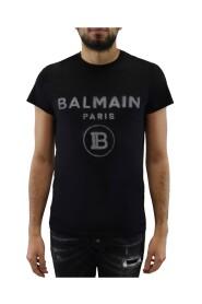 Trykt logo t-skjorte