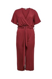 Jumpsuit Curvy cropped