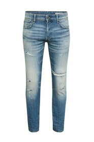 JEANS- GS 3301 SLIM WORN IN RIPPED