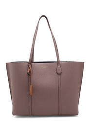 Perry Leather Shopping Bag