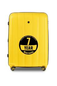 Conwood Pacifica 76 cm vibrant yellow suitcase