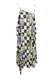 Sleeveless Dress OWDB302S21FAB002