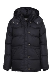 Alexandra Down Jacket - BLACKISH NAVY, L