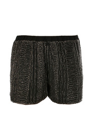 Embroidered Party Shorts
