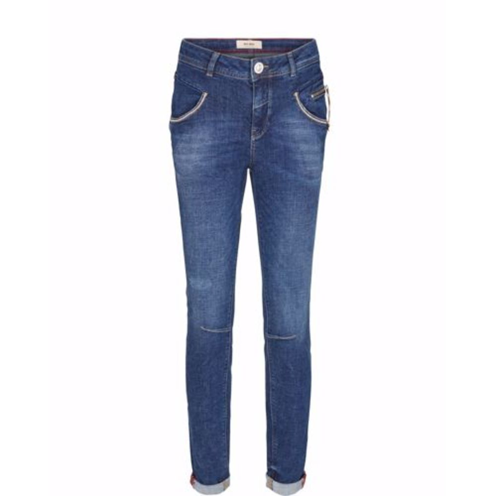 Nelly Block Jeans