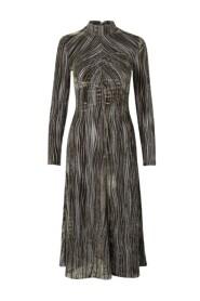Velvet Devoré Dress
