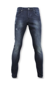 Basic Jeans - Man Jeans Washed - D3017
