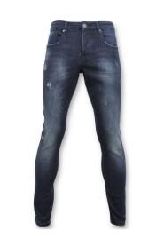 Jeans Man Spijkerbroek Washed