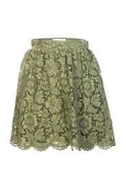 Lace A-Line Skirt Pre Owned Condition Excellent