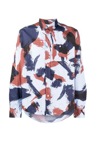 Chemise casual Brushed Camo