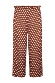 Spotty Wrap Trousers