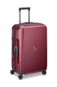 Securitime Zip Hard Mellomstor Utvidbar Koffert