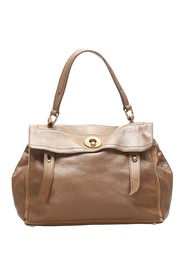 Muse Two Leather Handbag